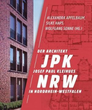 Jpk nrw the architect josef paul kleihues in nordrhein-westfalen /anglais - Kettler verlag - 9783862067626 -
