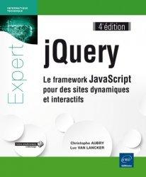jQuery - eni - 9782409004643