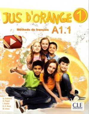 Jus d'orange 1 A1 - Nathan - 9782090384086 -