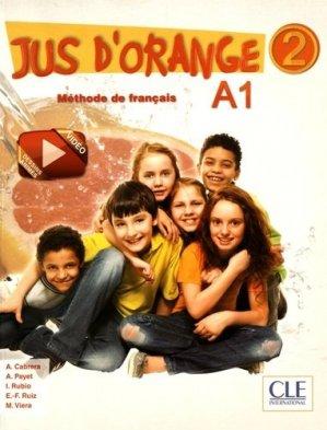 Jus d'orange 2 A1 - Nathan - 9782090384109 -