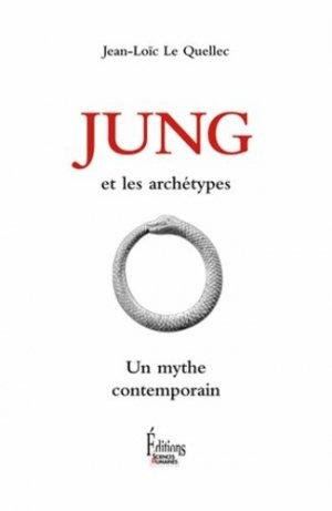 Jung et les archétypes - sciences humaines - 9782361060459 -