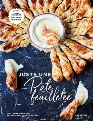 Juste une pâte feuilletée - Marabout - 9782501125468 -