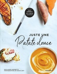Juste une patate douce - marabout - 9782501144889 -