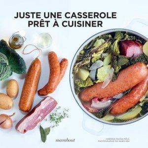 Juste une casserole - marabout - 9782501149853 -
