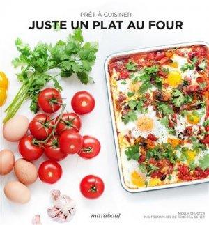 Juste un plat au four - Marabout - 9782501156318 -