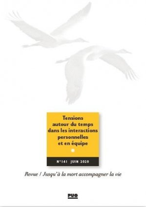 Jusqu'à la mort accompagner la vie N° 141, juin 2020 - Presses Universitaires de Grenoble - 9782706147395 -
