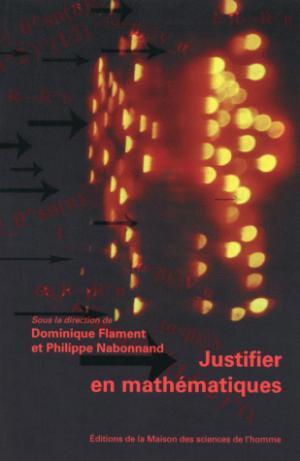Justifier en mathématiques - maison des sciences de l'homme - 9782735114146 -