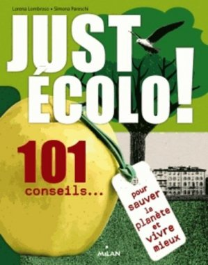 Just écolo - milan - 9782745961372 -