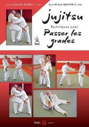 Jujitsu : techniques pour passer les grades - budo - 9782846174374 -
