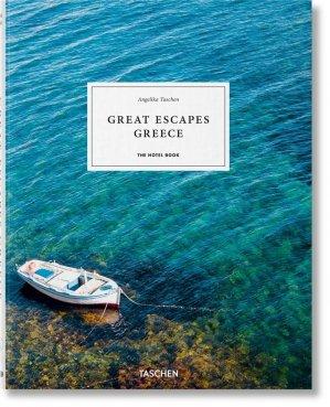 Ju-great escapes, greece - Taschen - 9783836585200 -
