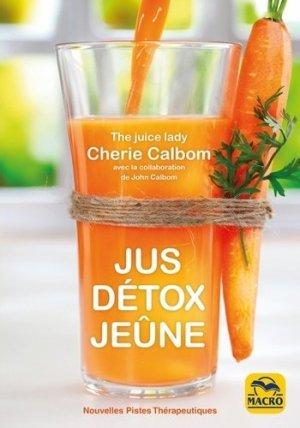 Jus, detox, jeune - macro - 9788893194228 -