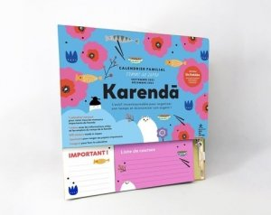 Karenda - Hachette Pratique - 9782019458522 -
