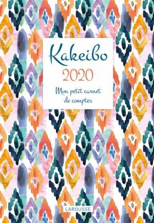 Kakeibo 2020 - larousse - 9782035962751