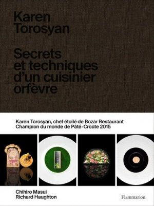 Karen Torosyan - Flammarion - 9782081473348 -