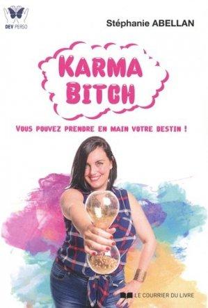 Karma Bitch - le courrier du livre - 9782702915691 -