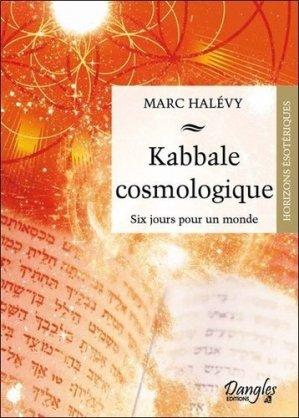 Kabbale cosmologique - dangles éditions - 9782703310266 -