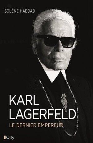 Karl Lagerfeld - city - 9782824615257 -