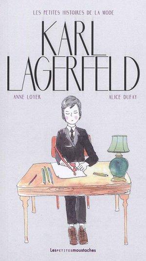 Karl Lagerfeld - Les Petites Moustaches - 9791092763188 -