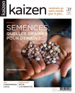 kaizen 37 Semences, quelles graines pour demain ? - kaizen - 9791093452258