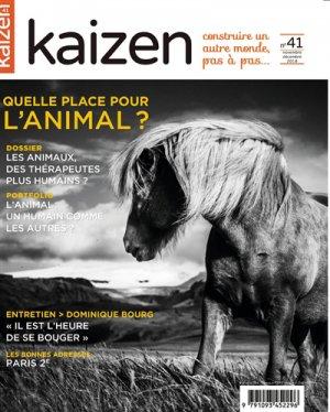 Kaizen N° 41, novembre-décembre - kaizen - 9791093452296 -
