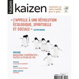 Kaizen 42 : Magasins coopératifs, faites le plein de vie - kaizen - 9791093452302 -