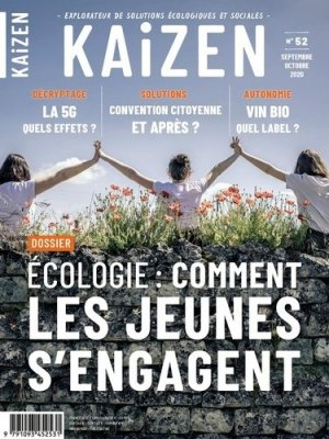 Kaizen N° 52, septembre-oct - kaizen eko libris - 9791093452531 -