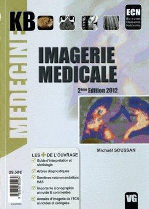 KB / iKB Imagerie médicale - vernazobres grego - 9782818305034 -