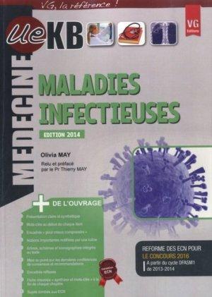 KB / iKB Maladies infectieuses - vernazobres grego - 9782818311523 -