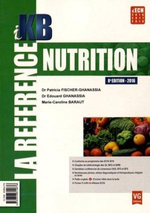 KB / iKB Nutrition - vernazobres grego - 9782818314876 -