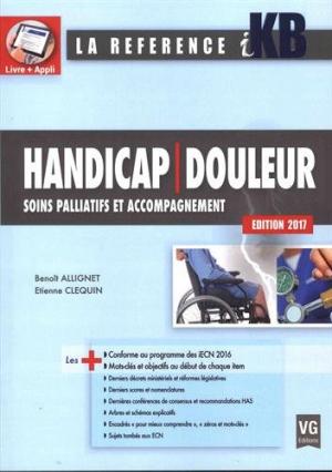 KB / iKB Handicap Douleur Soins palliatifs et accompagnement - vernazobres grego - 9782818316245 -
