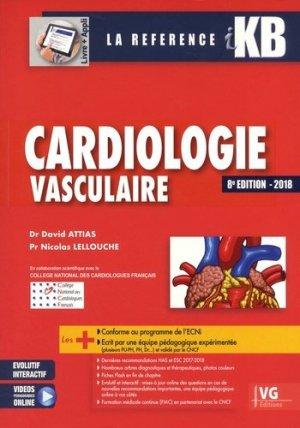 KB / iKB  Cardiologie vasculaire - vernazobres grego - 9782818316979 -