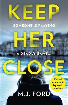 Keep Her Close - harpercollins - 9780008293772 -