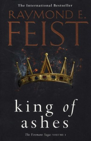 King Of Ashes - harpercollins - 9780007264865 -