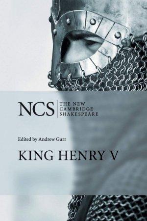 King Henry V - cambridge - 9780521612647 -