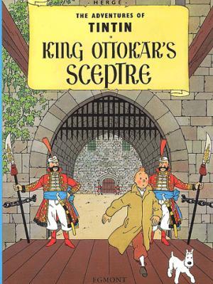 KING'S OTTOKAR'S SCEPTRE - egmont - 9781405206198 -