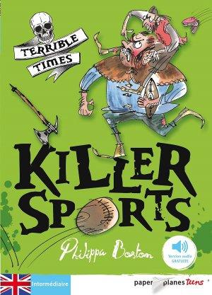 Killer Sports- Livre + mp3 - Didier - 9782278079414 -
