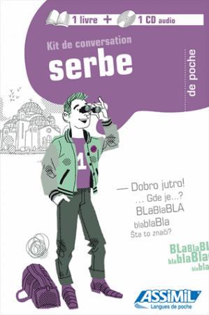 Kit de Conversation Serbe de Poche - assimil - 9782700540765 -