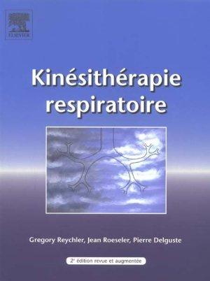 Kinésithérapie respiratoire - elsevier / masson - 9782842999537 -