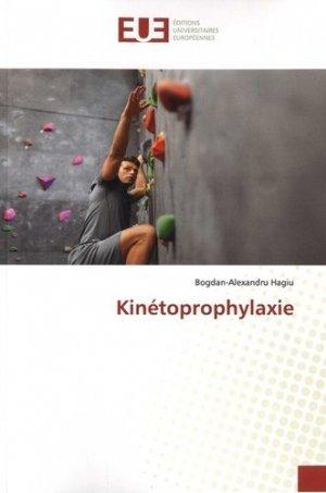 Kinétoprophylaxie - Omniscriptum - 9786139564606 -