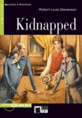 KIDNAPPED  - black cat - cideb - 9788853005441 -