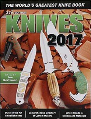 Knives 2017 - krause - 9781440246784 -