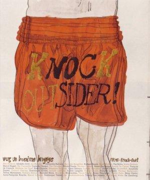 Knock Outsider ! Vers un troisième langage - Fremok Editions - 9782930204796 -