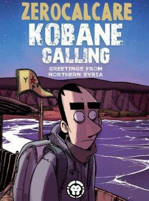 Kobane Calling - lion forge - 9781941302491 -