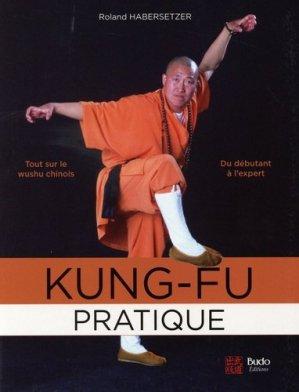 Kung-Fu pratique - budo - 9782846174244 -
