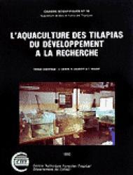 L'aquaculture des tilapias du développement à la recherche - cirad - 9782854110012 -
