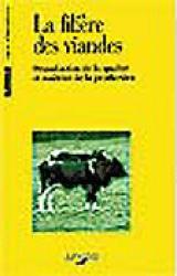 La filière des viandes - afnor - 9782121946016 -