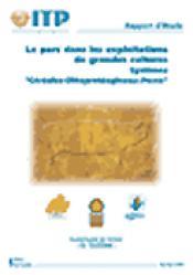 Le porc dans les exploitations de grandes cultures Systèmes céréales-oléoprotéagineux-porcs - itp - 2223605764513 -
