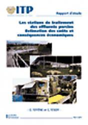Les stations de traitement des effluents porcins Estimation des coûts et conséquences économiques - itp - 2223605764537 -