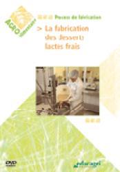 La fabrication des desserts lactés frais - educagri - 9782844445865 -