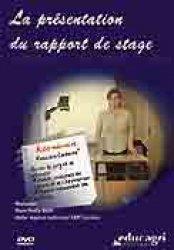 La présentation du rapport de stage - educagri - 9782844445391 -